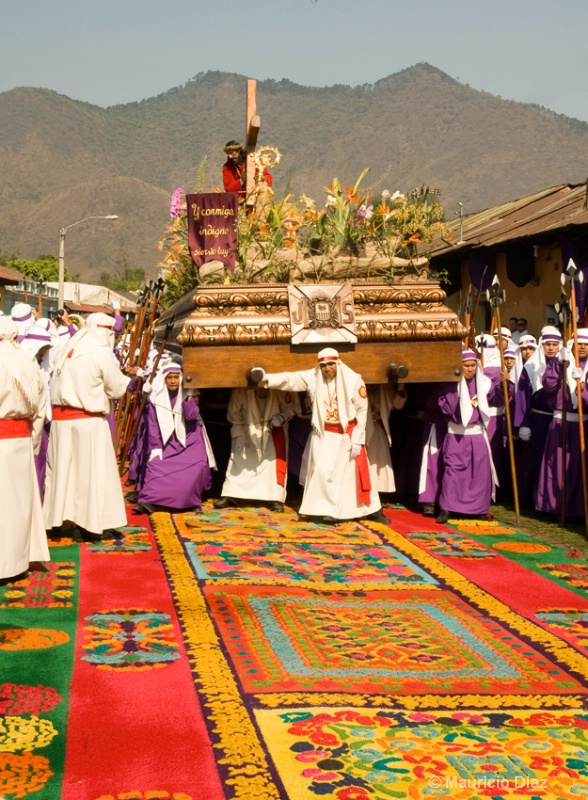 Nazareno de La Merced Antigua 3
