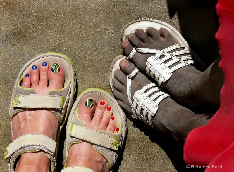 South African Toes