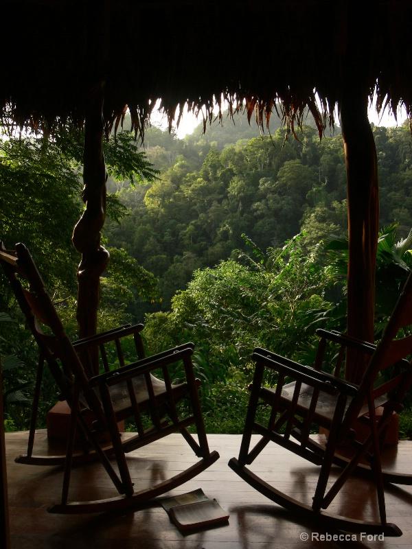 Cabina Number One, Luna Lodge, Costa Rica