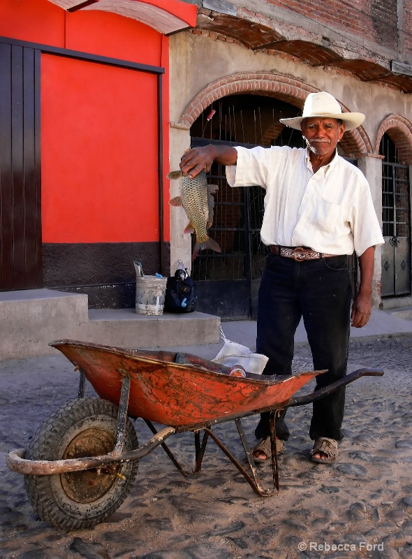 Don Antonio the Fisherman