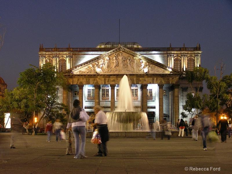 Guadalajara Twilight