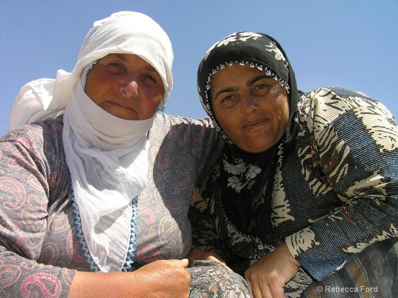 Apricot Sisters, Turkey