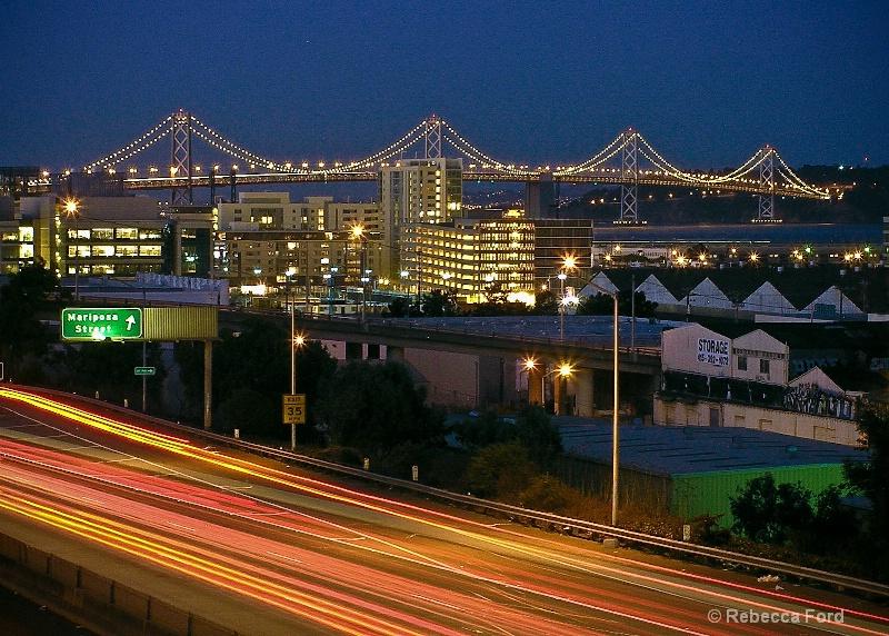 Bay Bridge and 280
