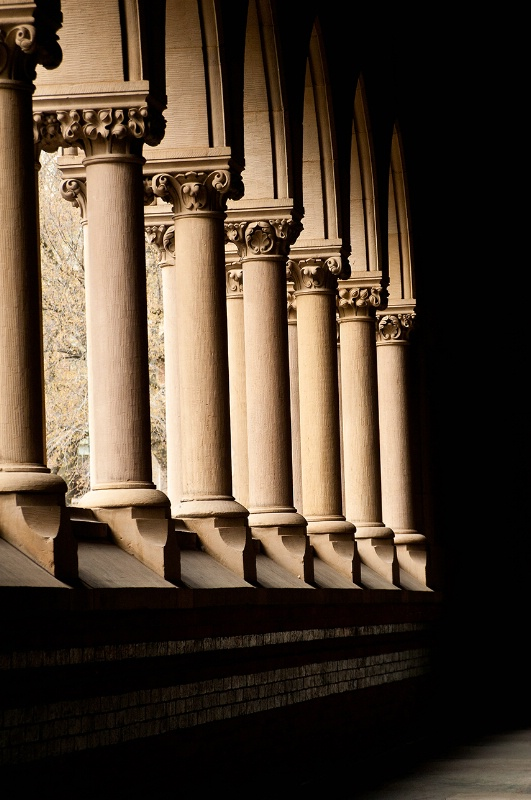 Harvard Columns