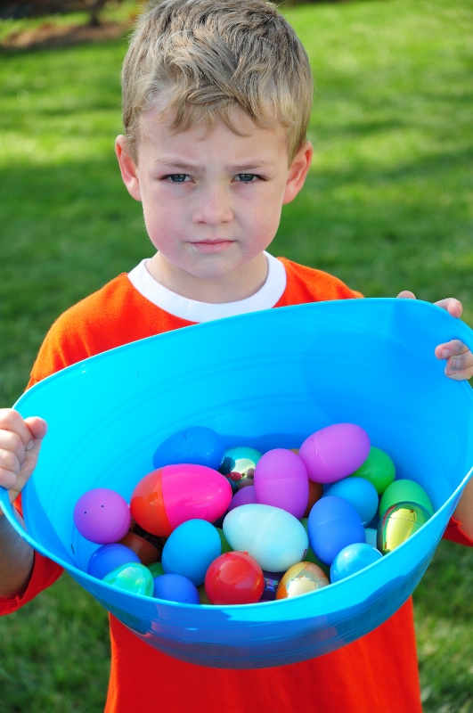 Easter bounty