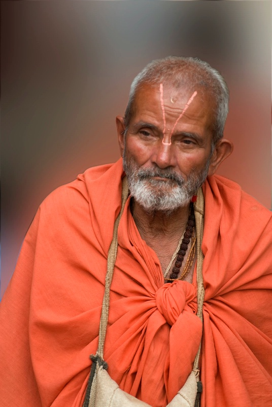 Hindu at Pashupatinath