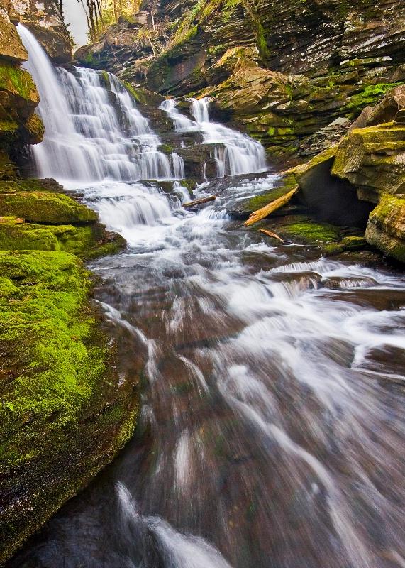Sonoma Falls