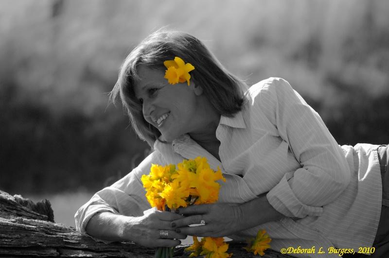 """""""Romantic Yellow"""""""