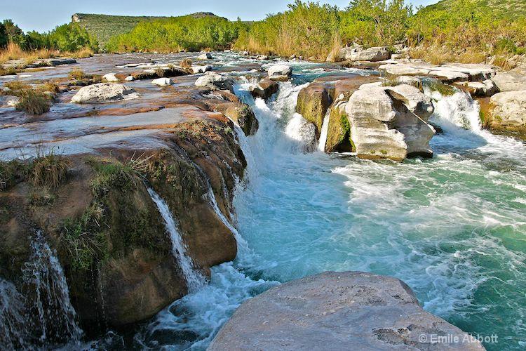 Classic Capture Dolan Falls