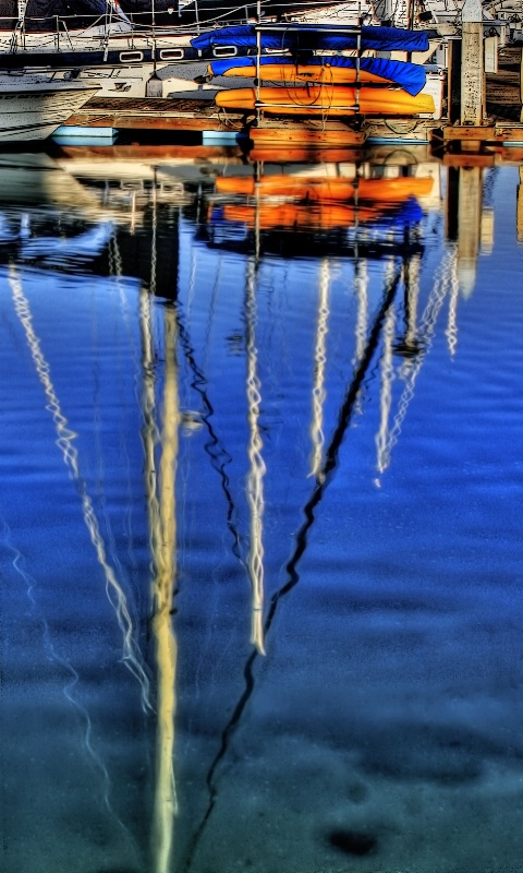 Mast Reflections