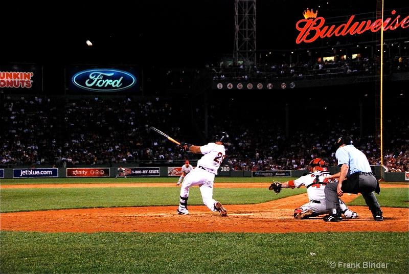 Adrian Beltre Home Run