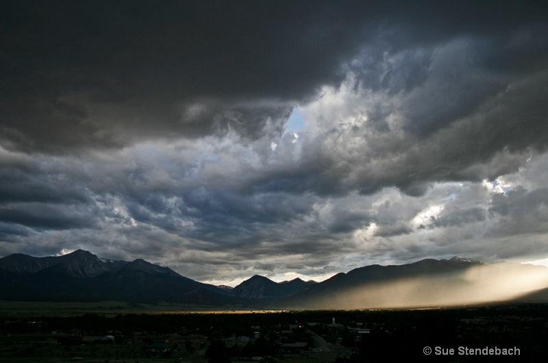 Spotlight, Buena Vista, CO