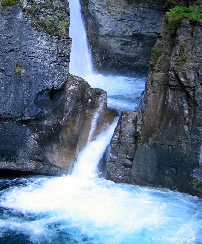 Water-Worn, Banff, NP, Alberta, Canada