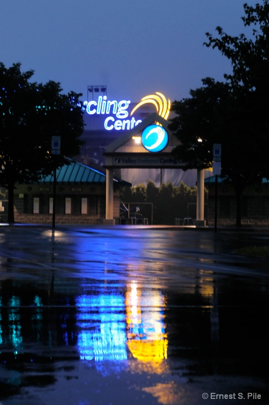 Canceled Due To Rain