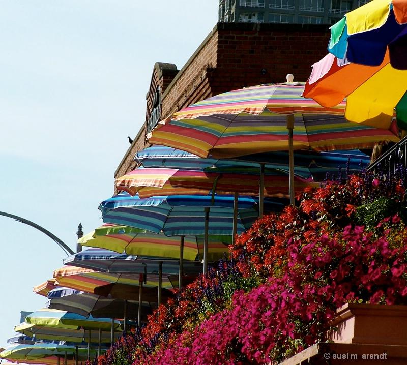 Umbrella Row