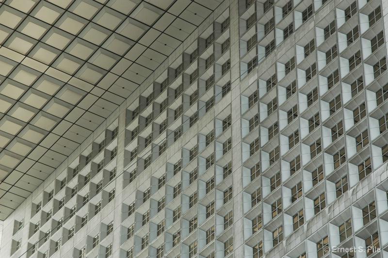 Architectural Rubik's Cube