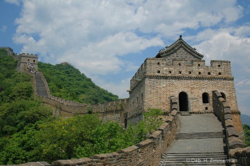 Mutianyu Wall Watchtowers