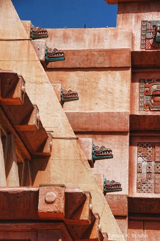 Aztec Facade