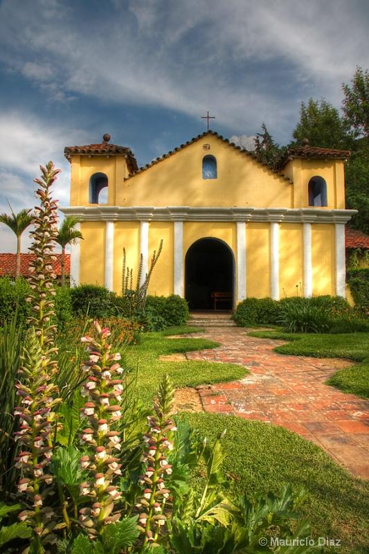 El Yalu's Church
