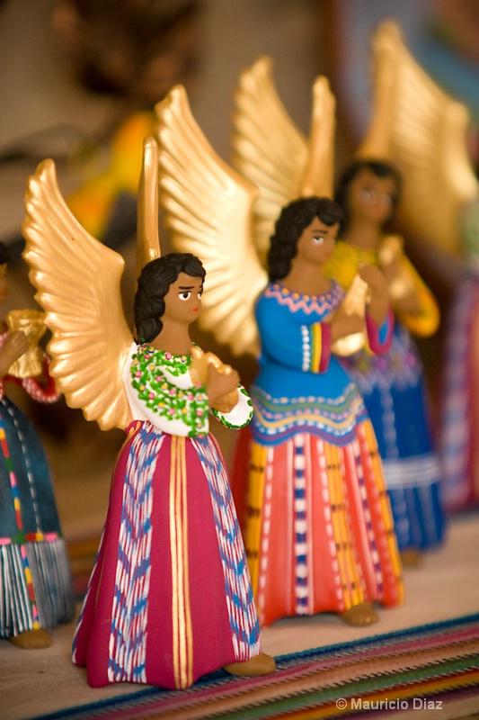 Selling Angels