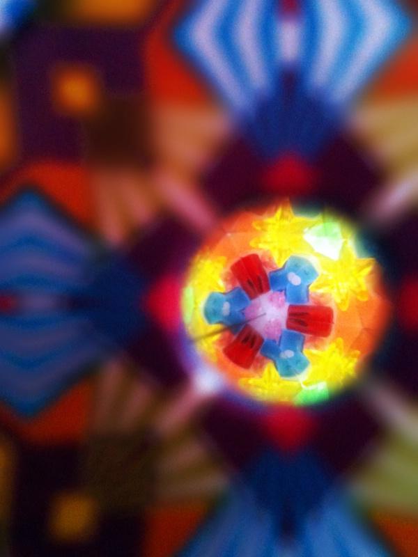 Hazel's Kaleidoscope