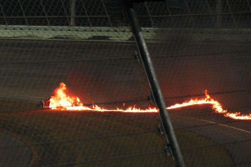 homestead fire