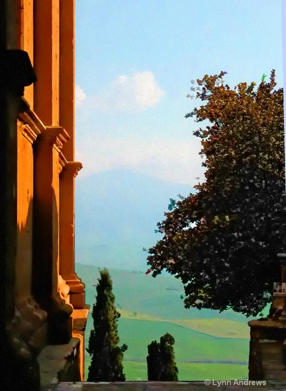 Tuscan View II