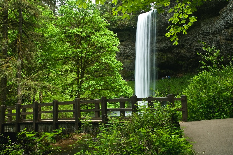 South Falls, Silver Falls SP, OR