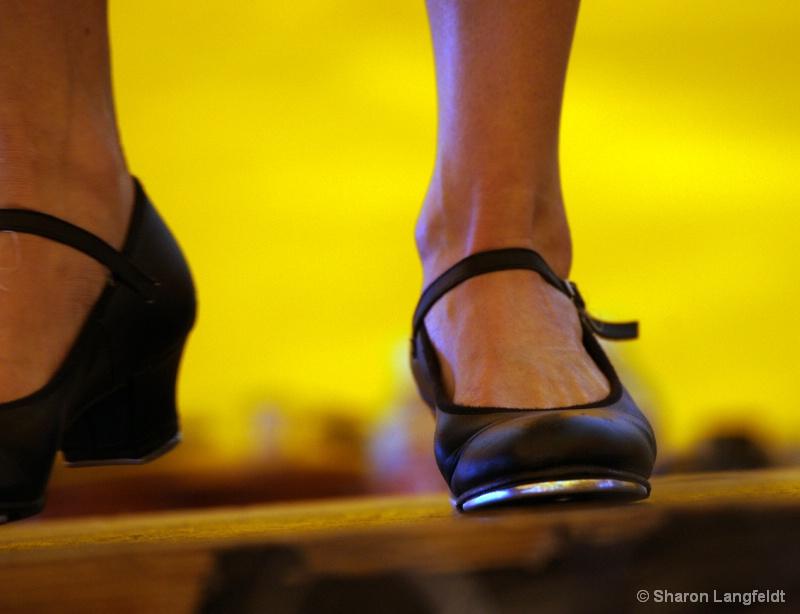 Cloggin' Shoes