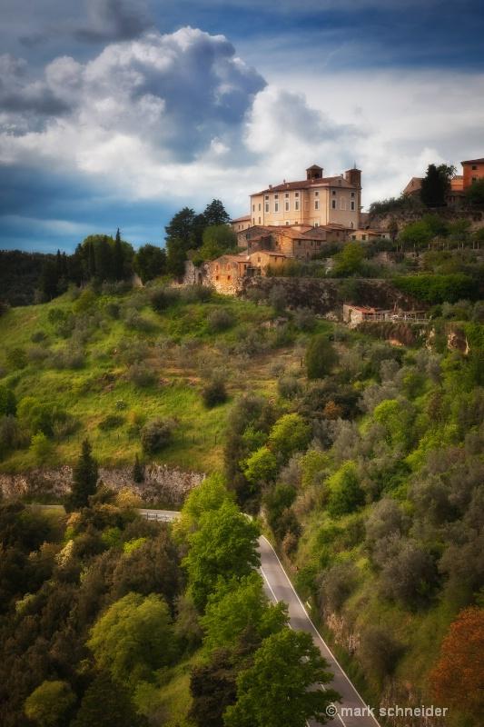 Hillside Palazzo