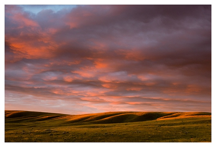 Southern Alberta Sunrise