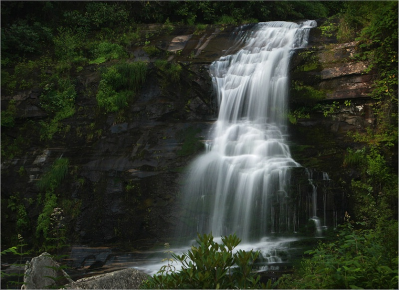 Glen Cannon Falls