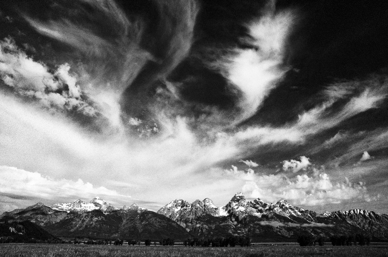 Teton Clouds