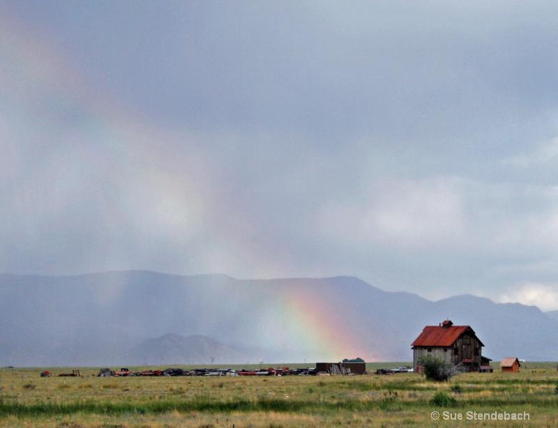 The End of Rainbow, Buena Vista, CO