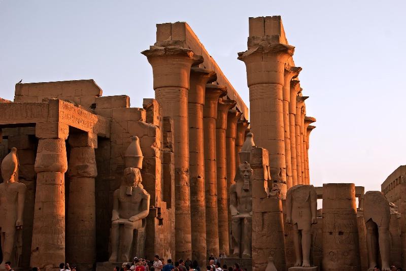 Luxor Temple - Luxor Egypt