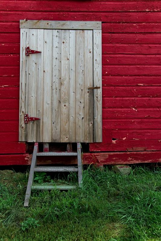 Little Barn Door