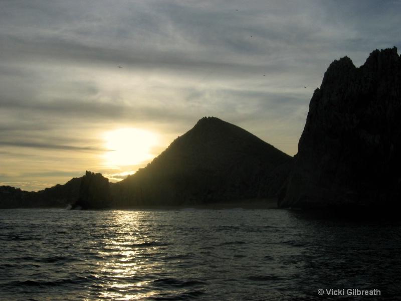 Sunset - Cabo San Lucas