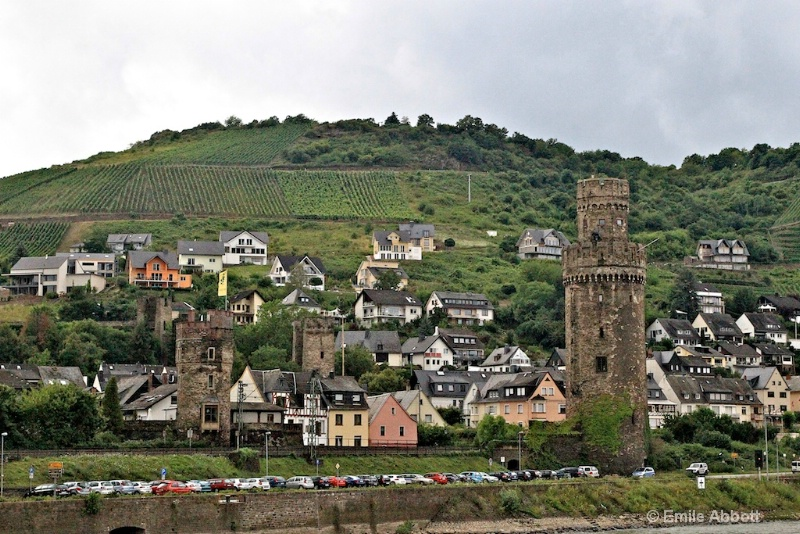 Towers of Obersesel