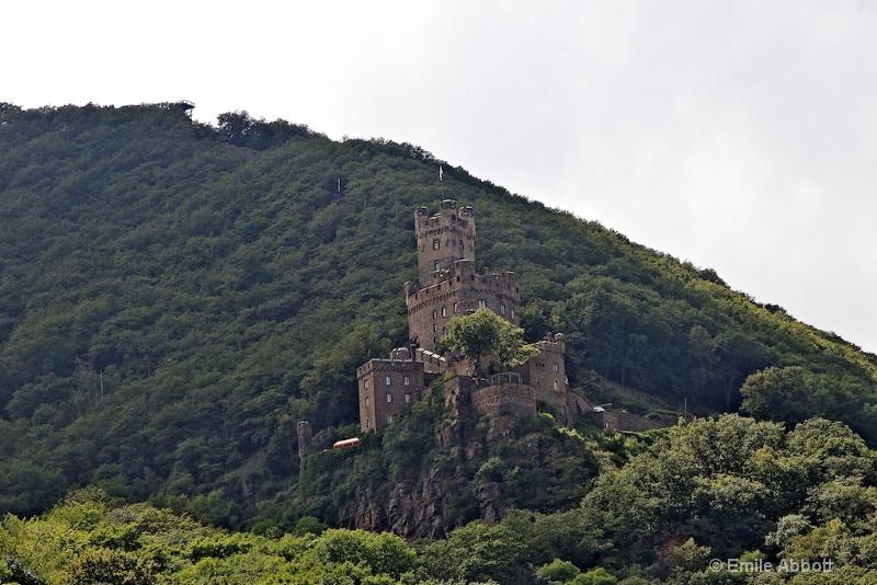 Sooneck Castle, Niederheimbach