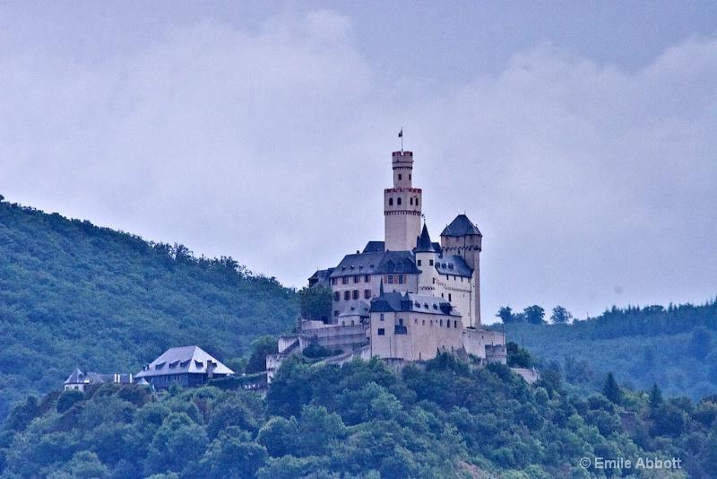 Marksburg Castle, Braubach