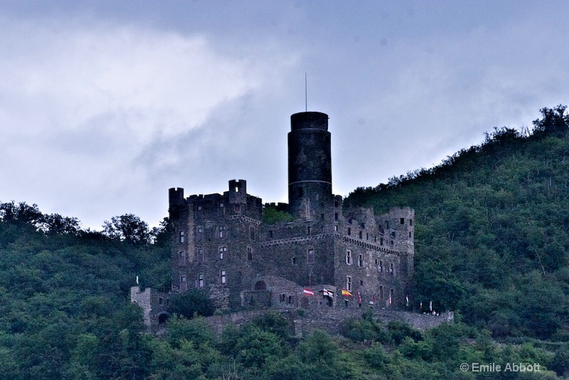 Maus Castle, Wellmich