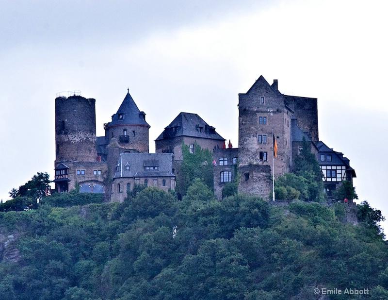 Katz Castle, St Goarshausen