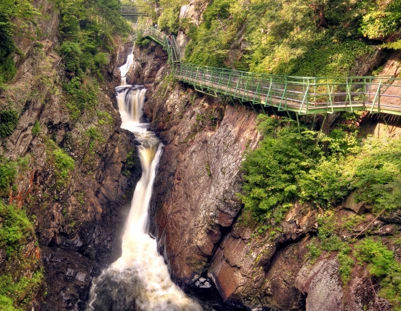 Uppper Ausable Falls