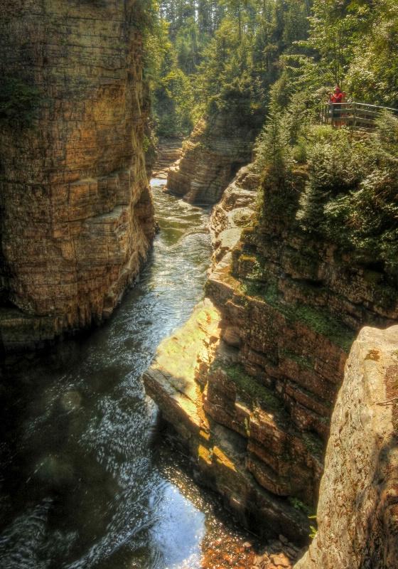 Ausable River Gorge