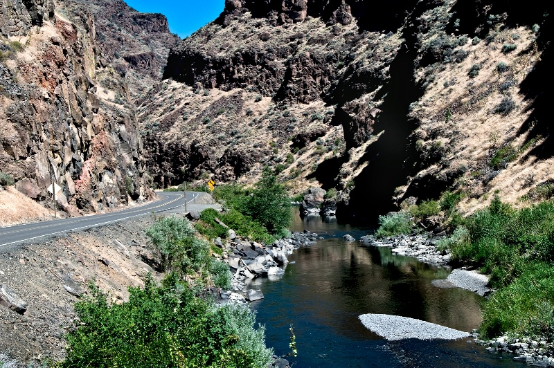 John Day River, Picture Gorge