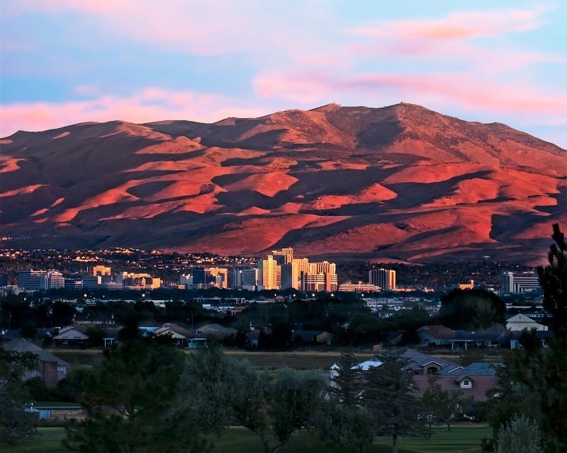 Sunrise Reno, Nevada