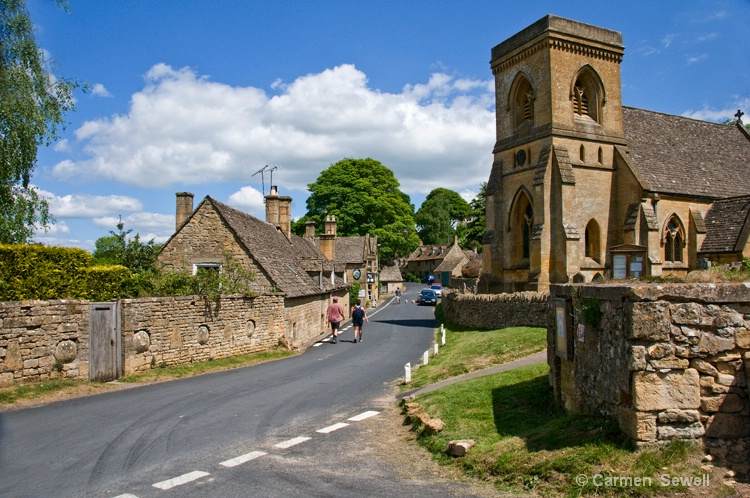 Snowshill Village, Cotswolds