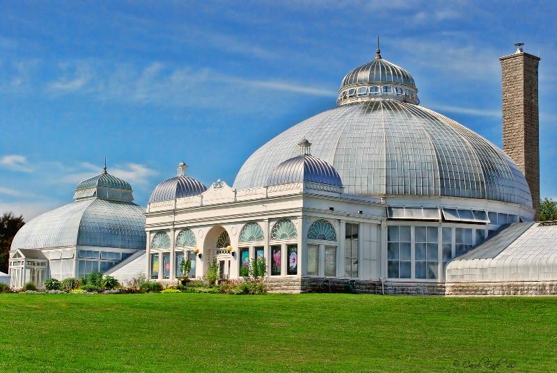 Buffalo and Erie Botanical Gardens