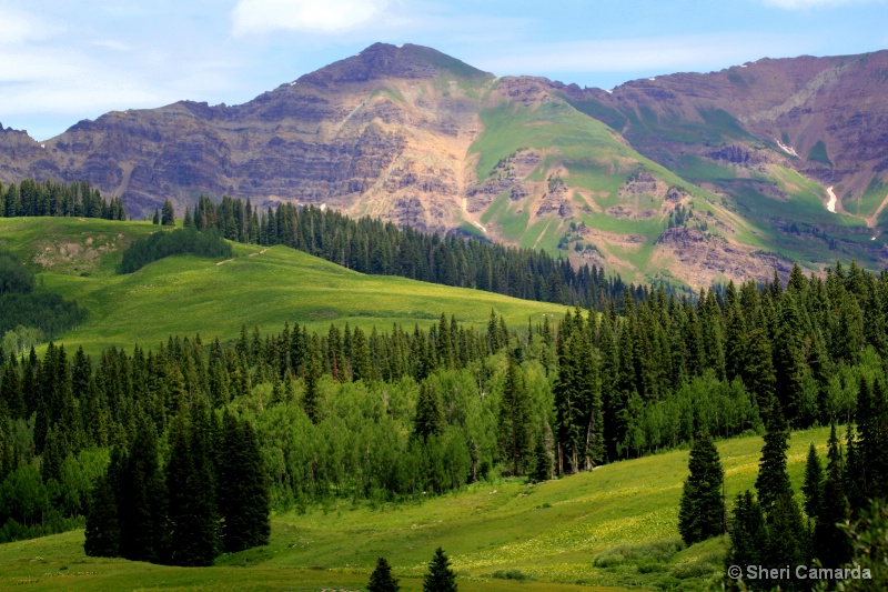 Crested Butte Valley