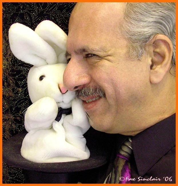 Bunny Happy